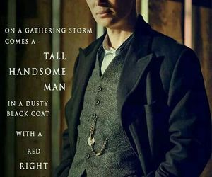 peaky blinders and tommy image
