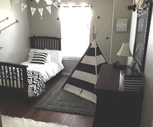baby, baby room, and bedroom image