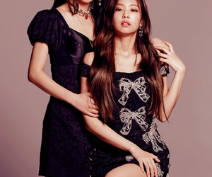 jennie, blackpink, and jisoo image