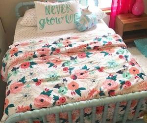bedroom, children, and kids room image