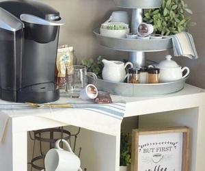 coffee, home, and decor image