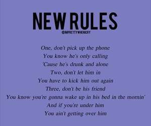 new and rules image