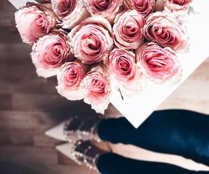 bouquet, chic, and fashion image