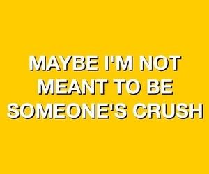yellow, crush, and aesthetic image