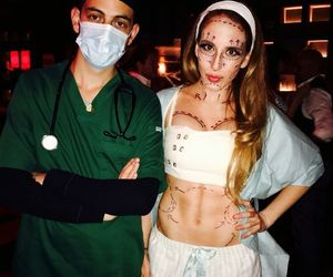 botox, cool, and costume image