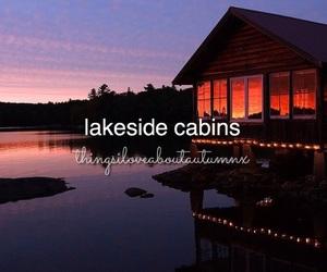 canada, dusk, and evening image