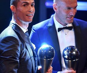 cristiano ronaldo, real madrid, and the best image
