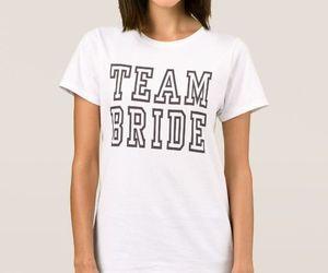 wedding party t-shirts image