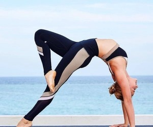 fitness, leggings, and style image