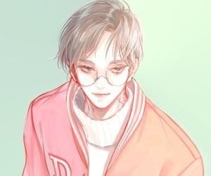 anime, boy, and korea image