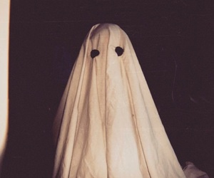 ghost, Halloween, and white image