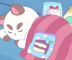 puppycat, cute, and bee and puppycat image
