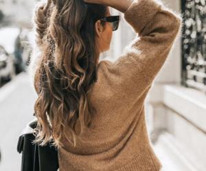 bag, casual, and fall fashion image