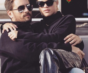 couple, fashion, and hug image