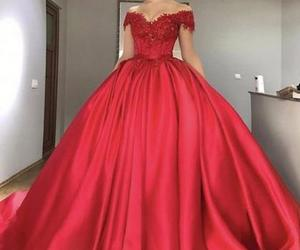quinceanera dresses, long formal dress, and satin evening dresses image