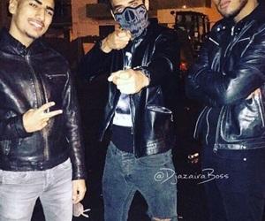 thug, boy, and bg image