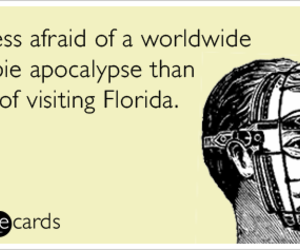 ecard, florida, and funny image