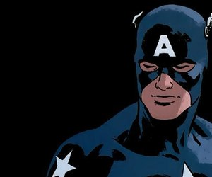 captain america, Marvel, and james barnes image