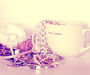 cup and pearls image