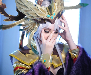 cosplay, cosplayer, and lol image