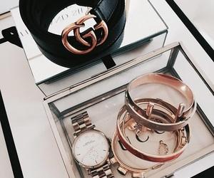 fashion, black, and bracelet image