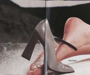 theme, Prada, and shoes image