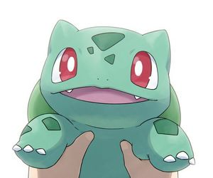 pokemon and bulbasaur image