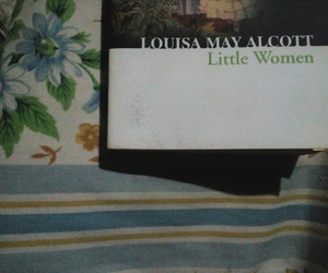 books, classic, and louisa may alcott image