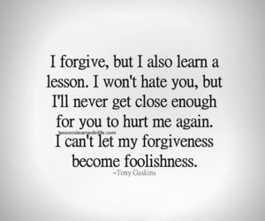 forgive, lesson, and quotes image
