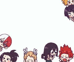 boku no hero academia, anime, and wallpaper image