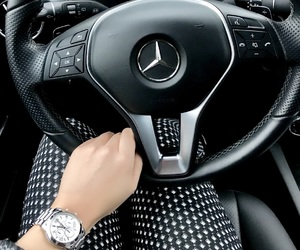 benz, blessed, and car image