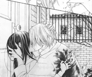 vampire knight, manga, and yuki cross image