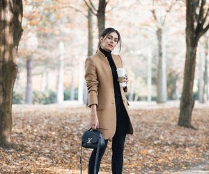 fall, photo, and style image