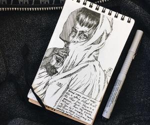artist, boy, and cute boy image