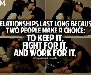 love, Relationship, and quote image