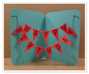 diy and happy birthday card image