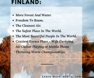 reasons to visit finland image