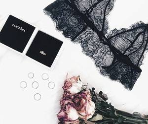 accessories, bralette, and fashion image