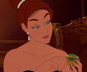 anastasia, disney, and princess image