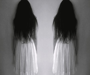 creepy, horror, and macabre image