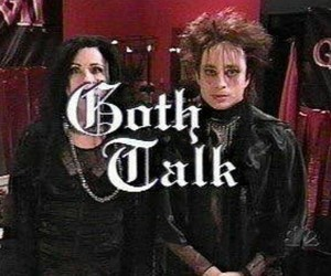 goth, alternative, and gothic image