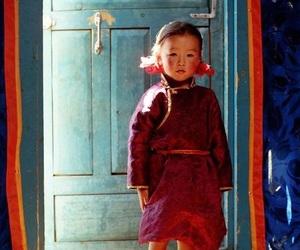 enfant, girl, and jeune image