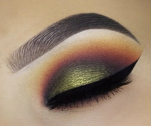 article, glitter, and make up image