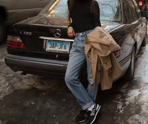 grunge, car, and vintage image