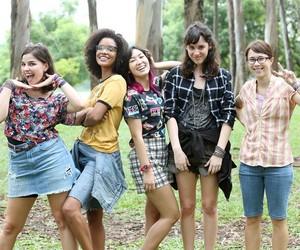 actresses, brazil, and globo image