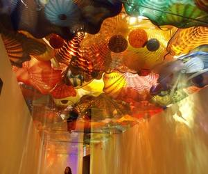 art, travel, and chihuly image