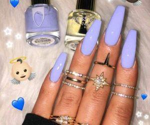 nails, followforfollow, and nailpage image