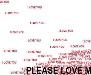 please love me image
