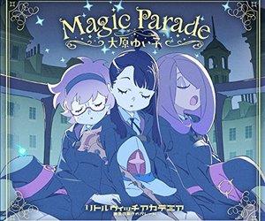 anime, magic, and lotte image