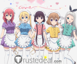cosplay costumes, blend s, and maika cosplay image